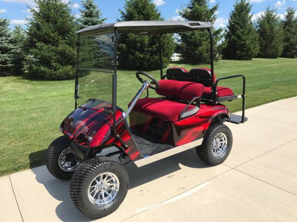 Ezgo Golf Cart For Sale