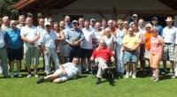 Czwartego lipca rozegraliśmy turniej z okazji siedemdziesiątych urodzin Telesfora.