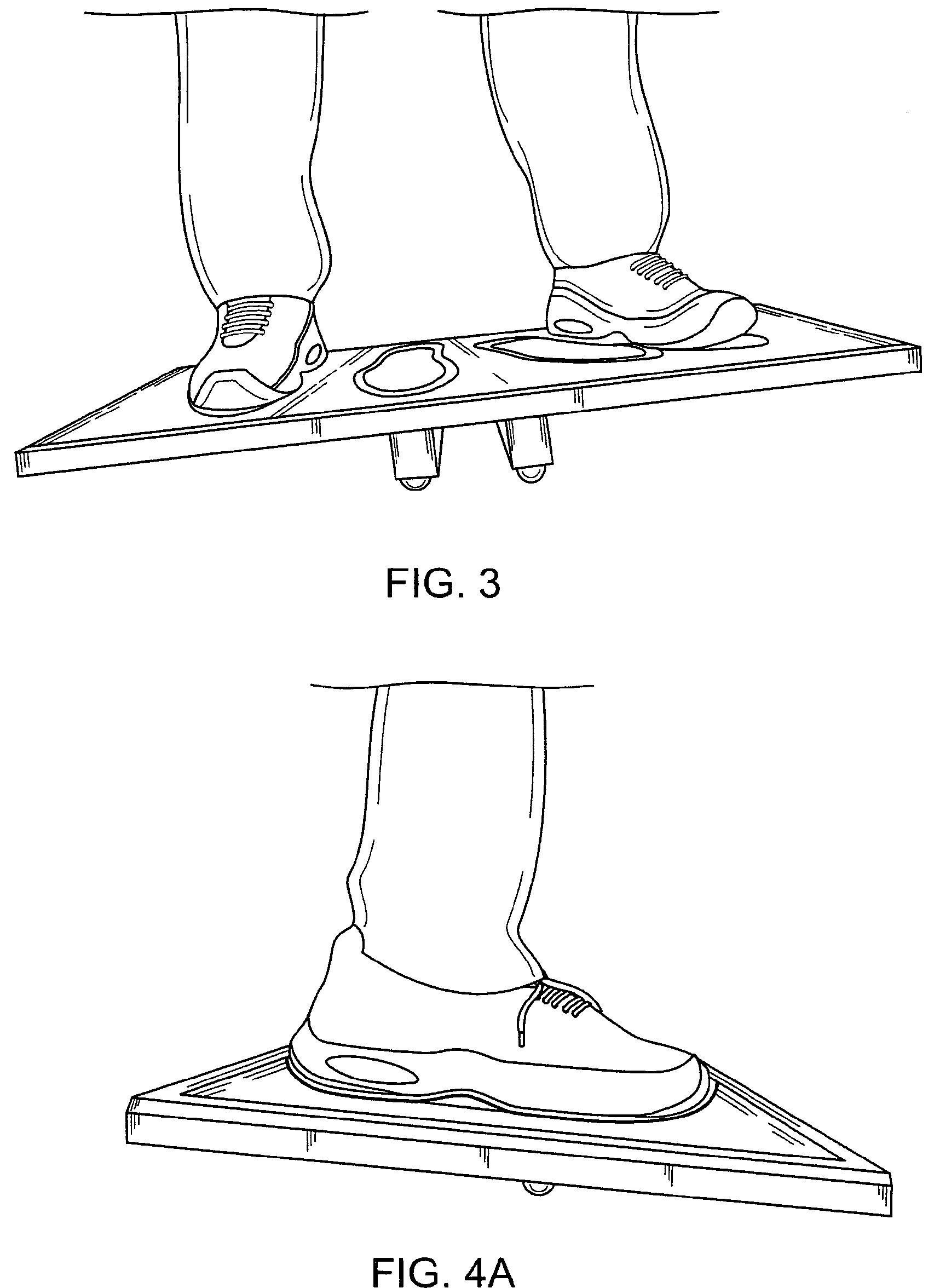 Having Trouble with a Balanced Swing? This Invention May