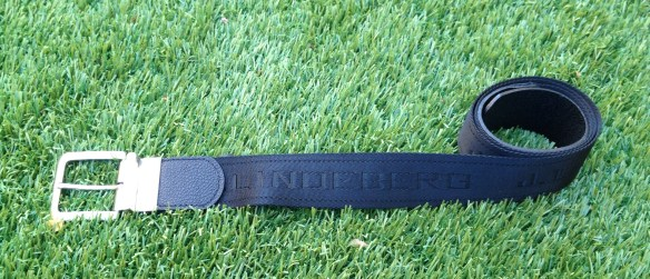 J.Lindeberg Thatcher Structured Webbing Belt