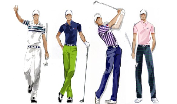 Billy Horschel's U.S. Open Looks