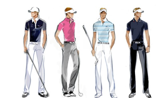 U.S. OPEN Luke Donald Looks