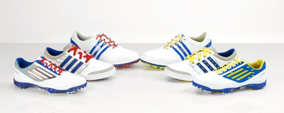 adidas golf Custom Ryder Cup Footwear Collection
