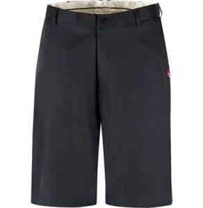 Shorts black flat