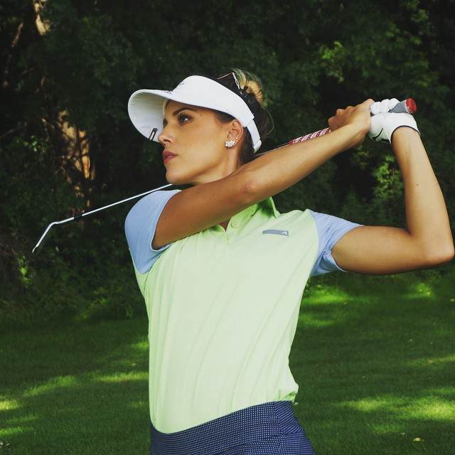 Carolin Pinegger, LPGA Symetra Tour Player, Redvanly Brand Ambassador