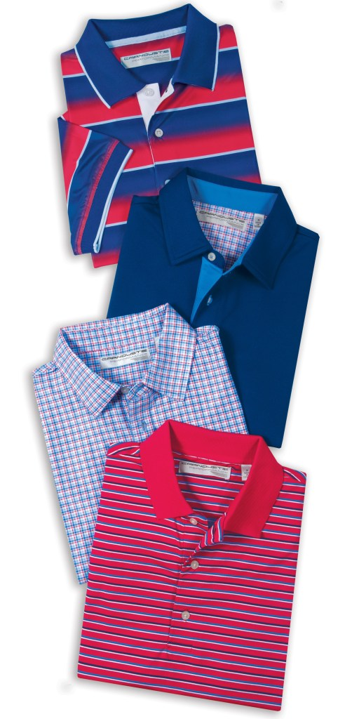 Performance Polos Classic Collection