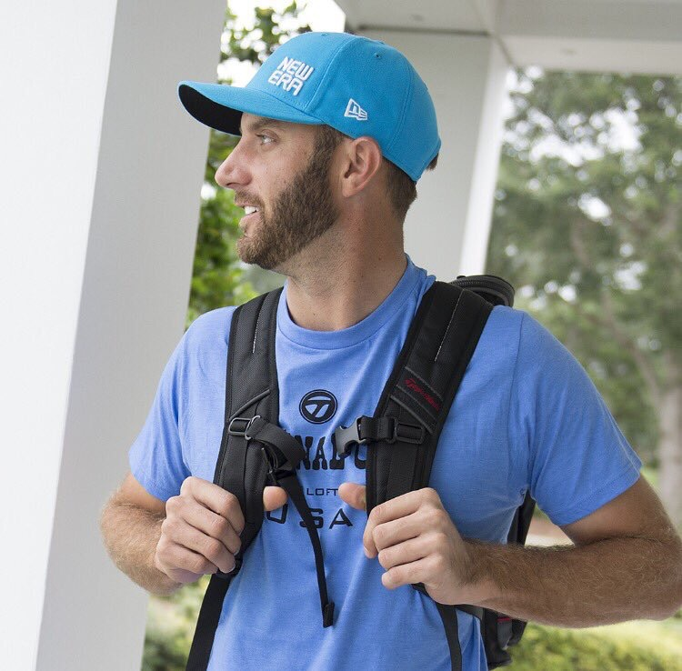 Heads Up  Dustin Johnson Inks Hat Deal with New Era  9083e75866d