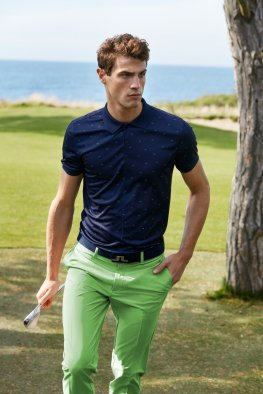 J.Lindeberg Liam Polo, Carter Belt and Elof Pant.