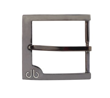 Druh Classic Prong Buckle in Gunmetal