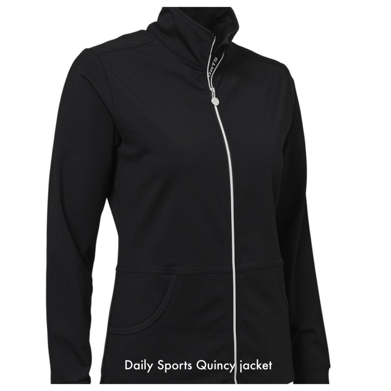 fall outerwear daily sports