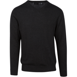 Greg Norman Modern Heritage V-Neck Sweater Black