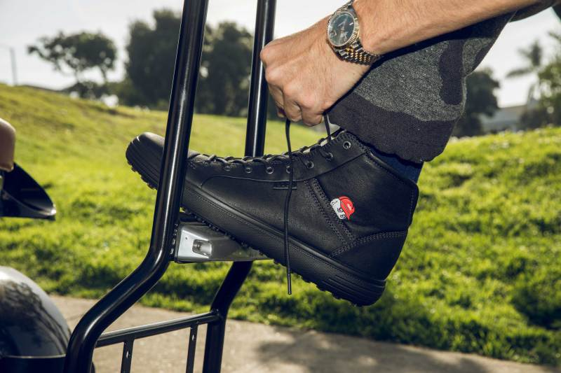 ecco malbon golf high-top cart