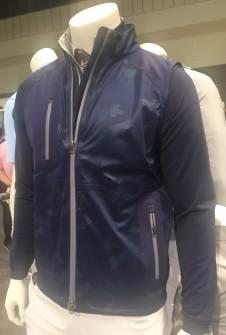Peter Millar Tour Fit Camo Jacket