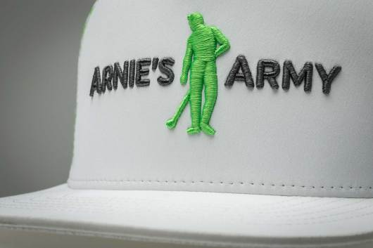 rickie fowler arnold palmer hi-tops hat front