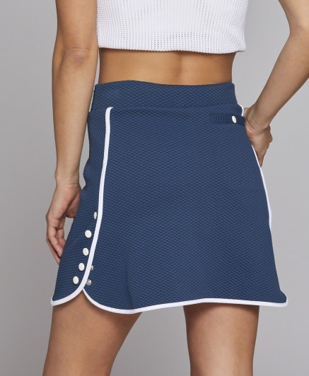 summer golf skorts l'etoile side snap 1