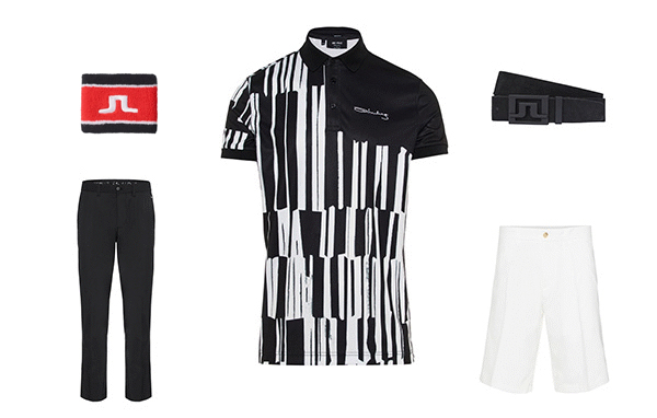 J.Lindeberg Art Polo Collection 1 Outfit 2