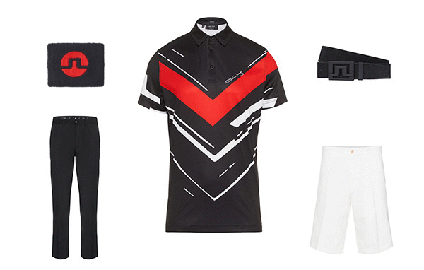 J.Lindeberg Art Polo Collection 2 Outfit 2