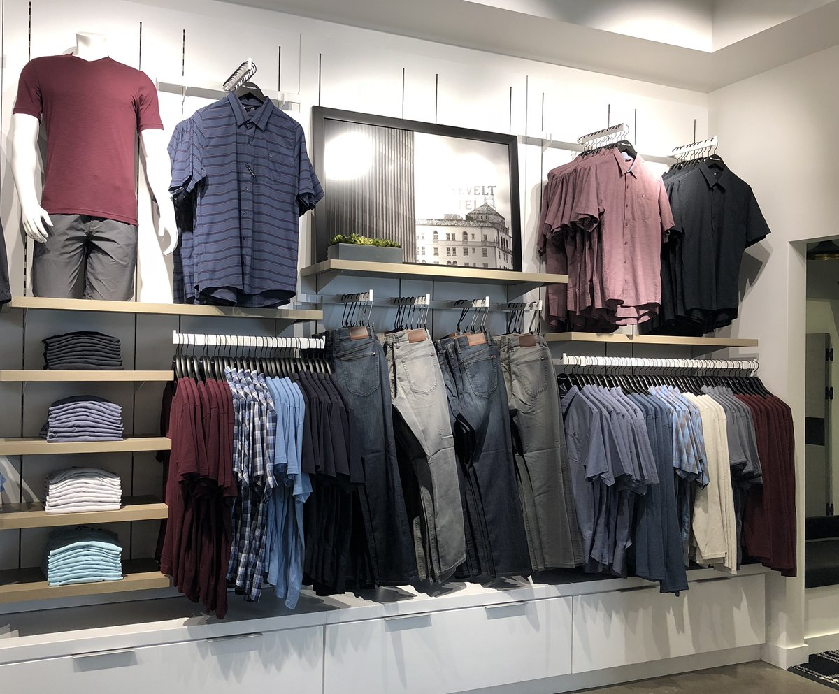 travismathew retail wall