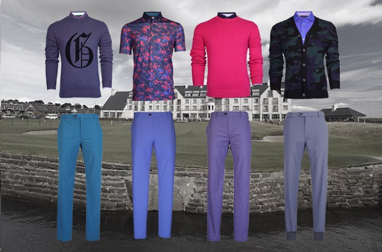 Kelly Kraft 2018 Open Championship Apparel Scripts