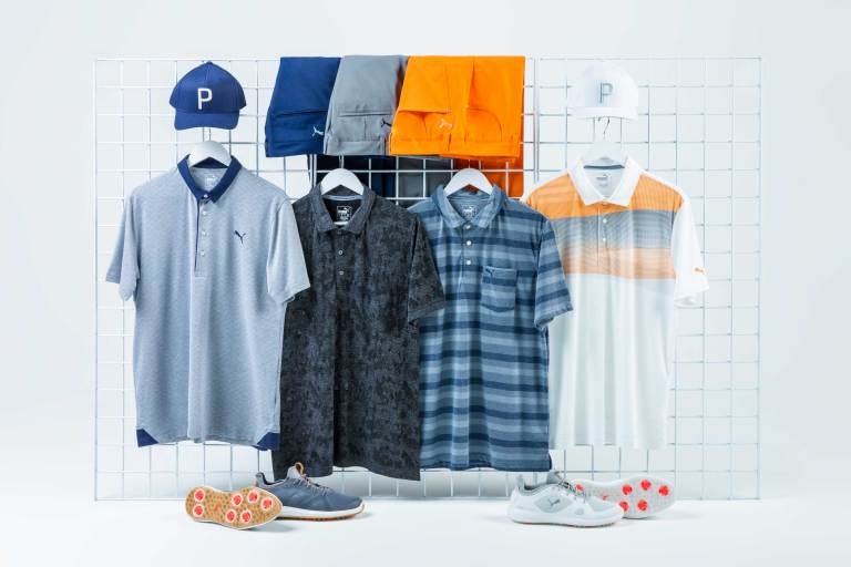 Rickie Fowler 2018 Open Championship Apparel Scripts