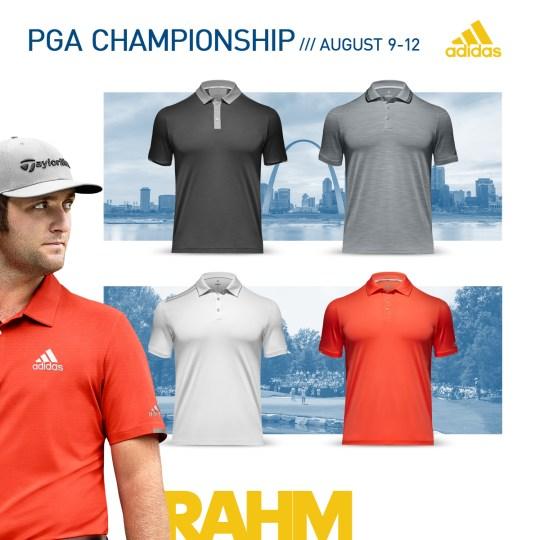 2018 PGA Championship Apparel Scripts Jon Rahm