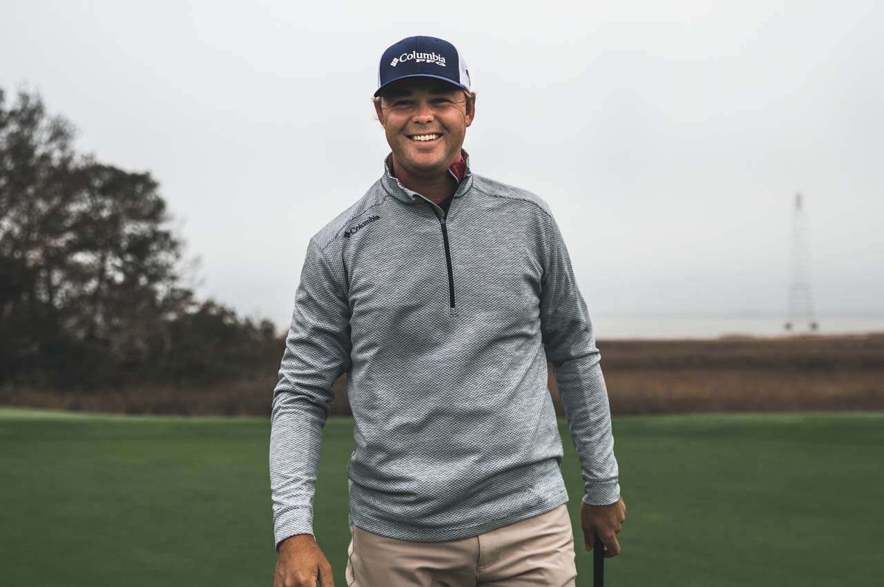 Columbia Sportswear Fall 2018 Golf Collection feature