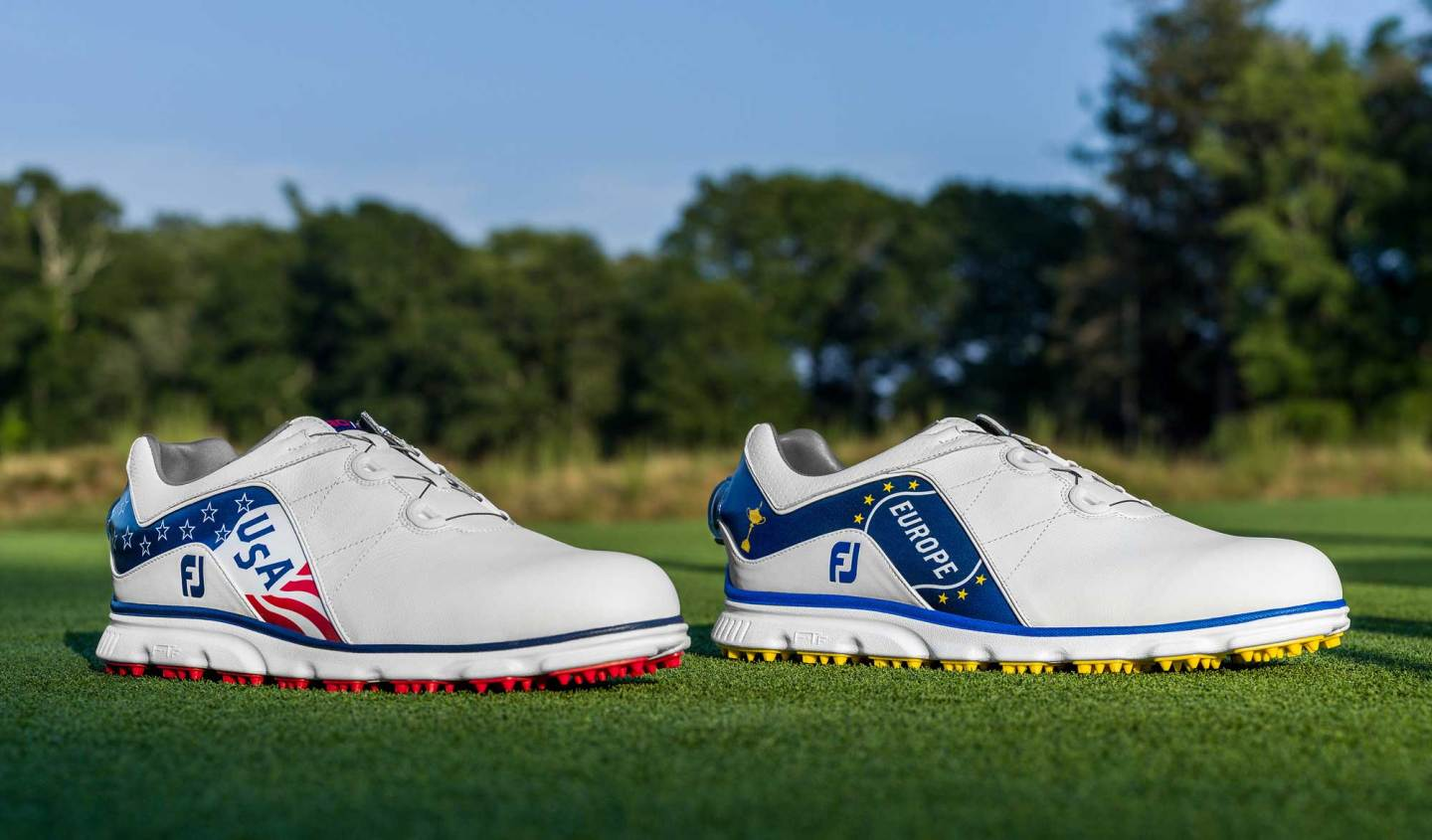 ryder cup shoes justin thomas webb simpson