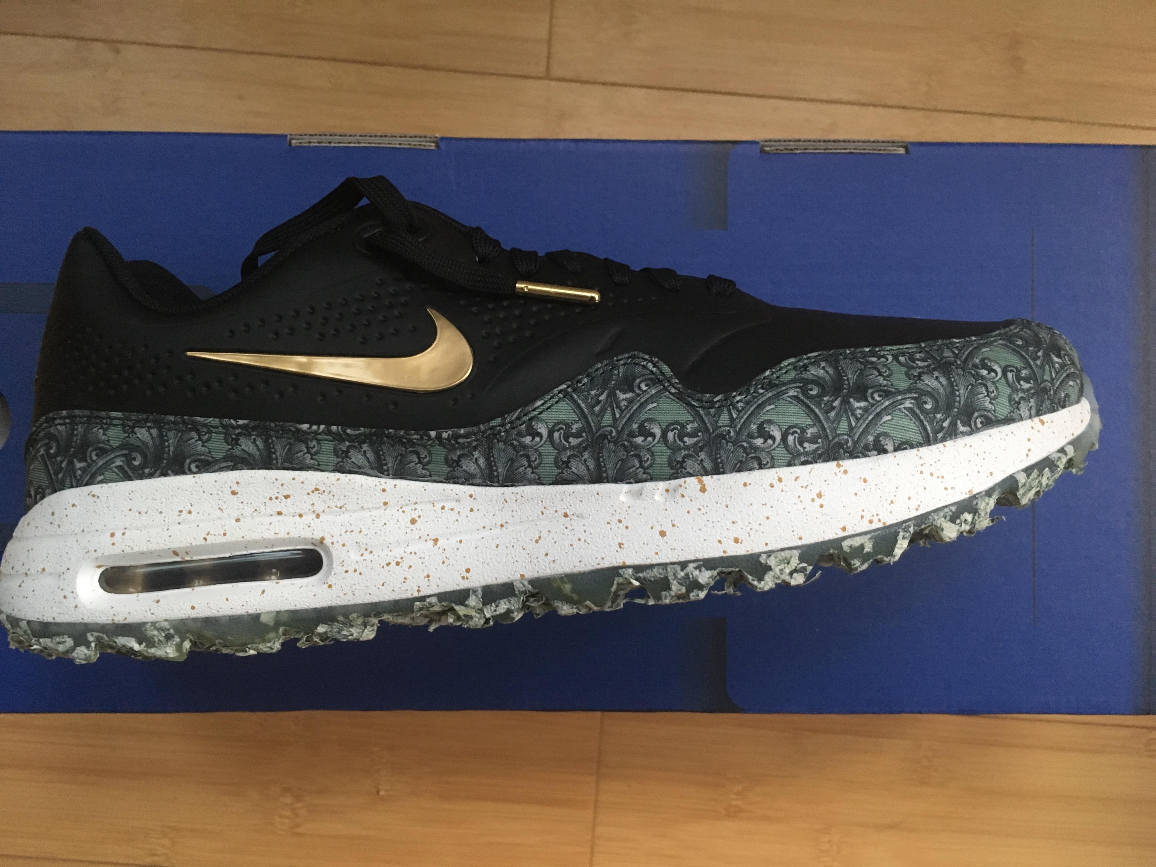 2a7160ad2370 Nike Air Max 1 G  Bringing the High Heat