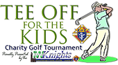 IWKnights Golf Tournament Official Logo - Tiny Ver. (170 by 94 pixels)