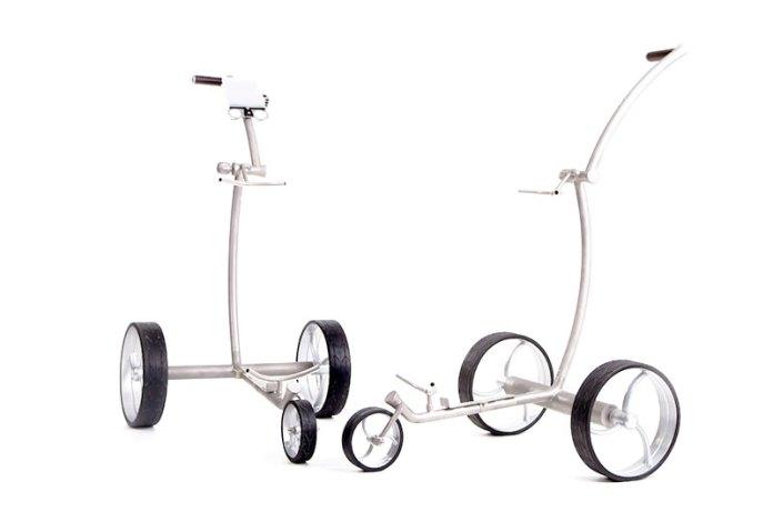 Your Trolley Elektro Golf Trolley
