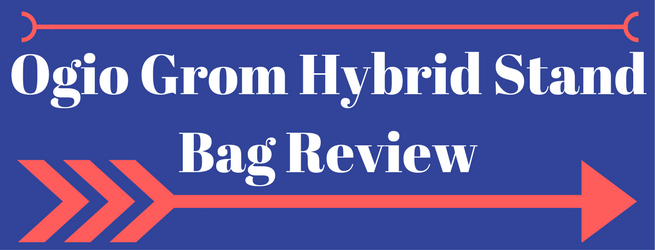 Ogio Grom Hybrid Stand Bag Review