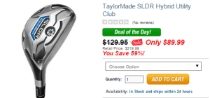 GolfEtail Daily Deal Jan222015