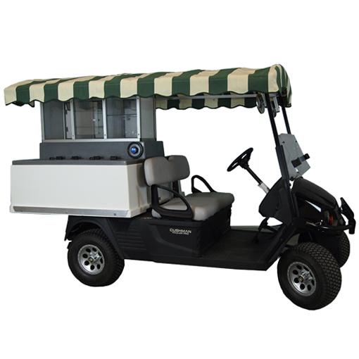 ez go 5 wire to 4 trailer wiring diagram 6 door long roof hauler fairway cafe golf beverage carts cart conversion