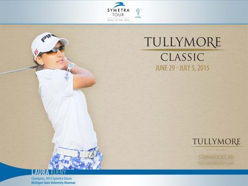 Kueny poster Tullymore Classic