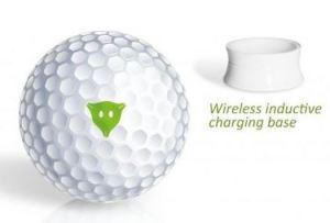 bluetooth golf ball