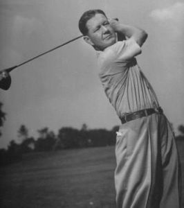 Byron Nelson's 1945 Tournament Results