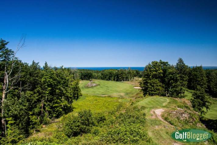 Northern Michigan Golf Course Reviews