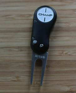 Champ Ball Mark Repair Tool