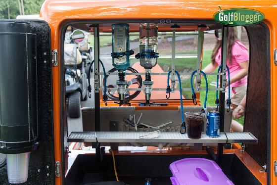 beverage cart (2 of 3)