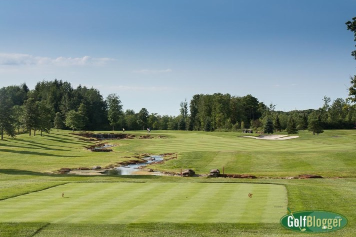 The fourteenth at Atunyote is a 385 yard par 4