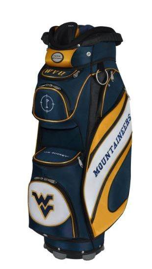 WVU Mountaineer Cart Bag