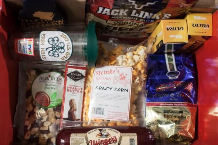 Wisconsin Box of Goodies
