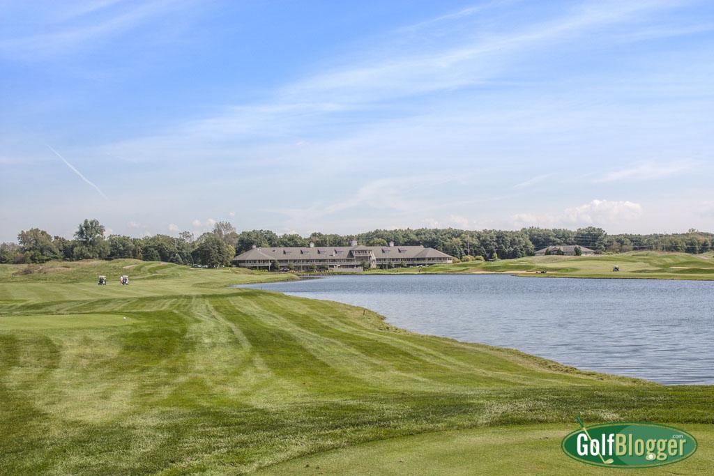 Eagle Island Golf Club Mi