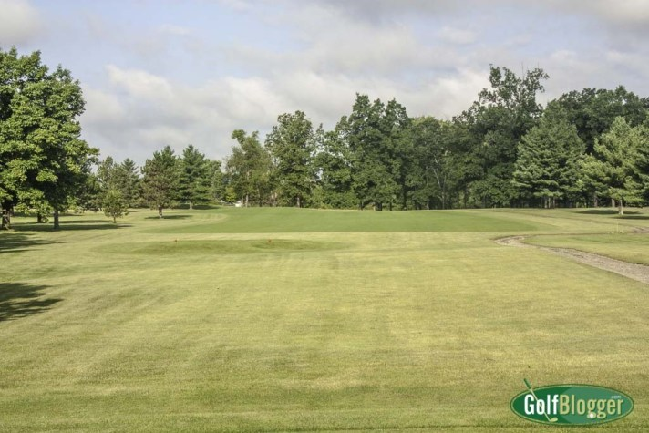 Rolling Meadows 11th Hole