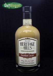Heritage Hills Bourbon Cream Review