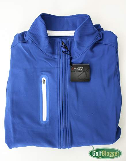 Bobby Jones XH20 RTJ2 Full-Zip Vest
