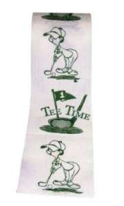 Golf Toilet Paper