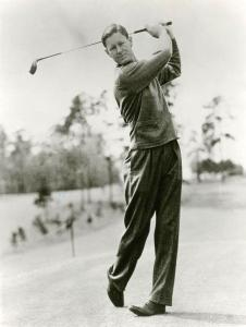 Byron Nelson in 1944.