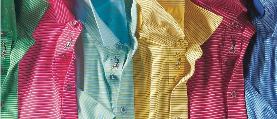 stripe polo colors