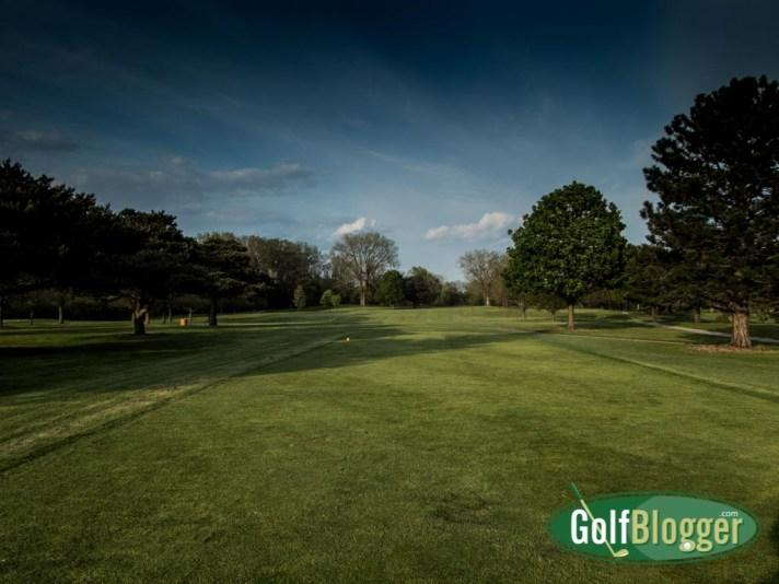 Green Oaks 13th hole